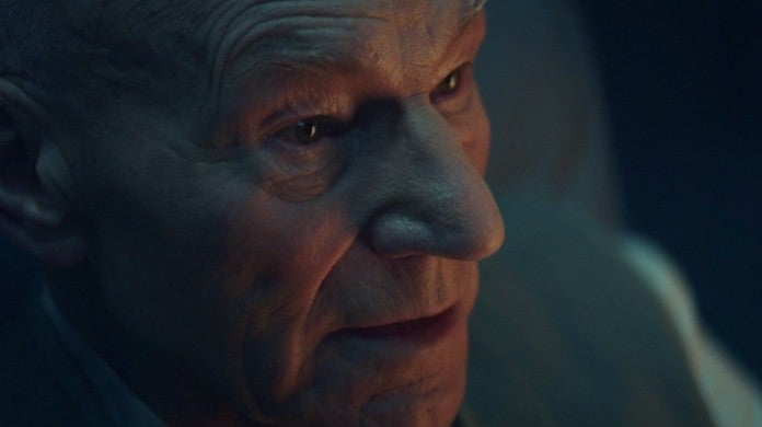 Star Trek Picard Finale Ending Data Cameo Death Scene
