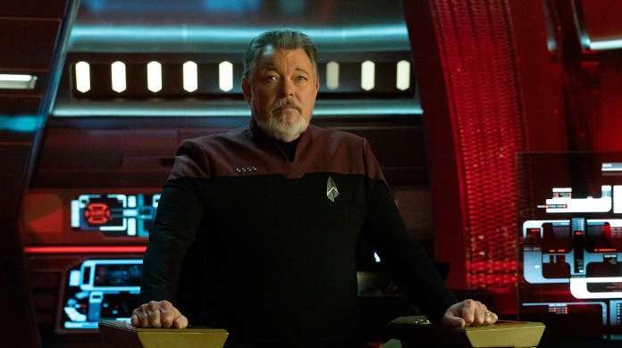 Star Trek Picard Riker Ship Zheng He