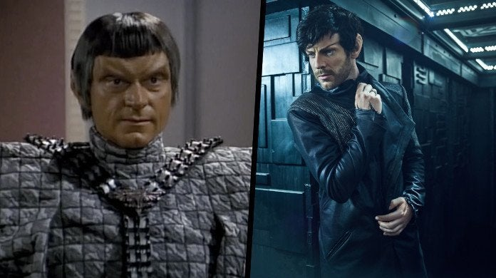 Star Trek Picard Romulans Look Different