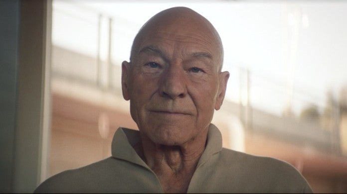 Star Trek Picard Season 1 Finale Ending Spoilers Android Picard Syntehtic Body