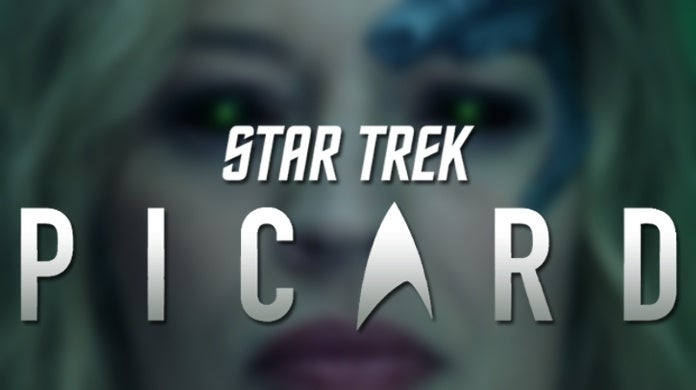 Star Trek Picard Seven of Nine New Borg Queen Mini Collective
