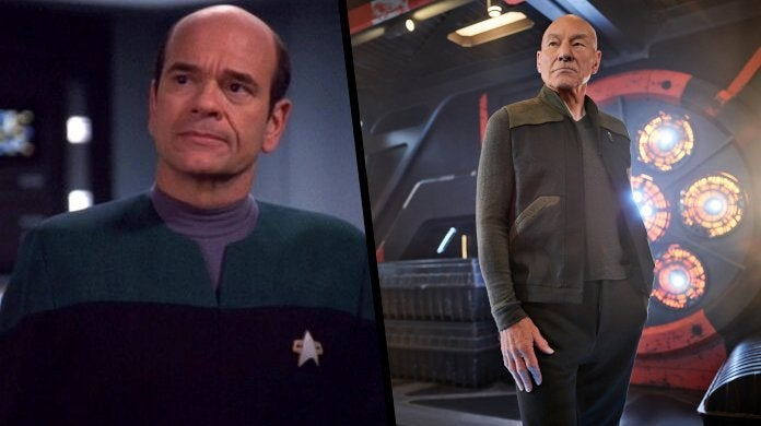 Star Trek Voyager Doctor Picard