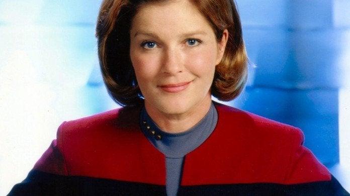 Star Trek Voyager Janeway kate mulgrew coronavirus