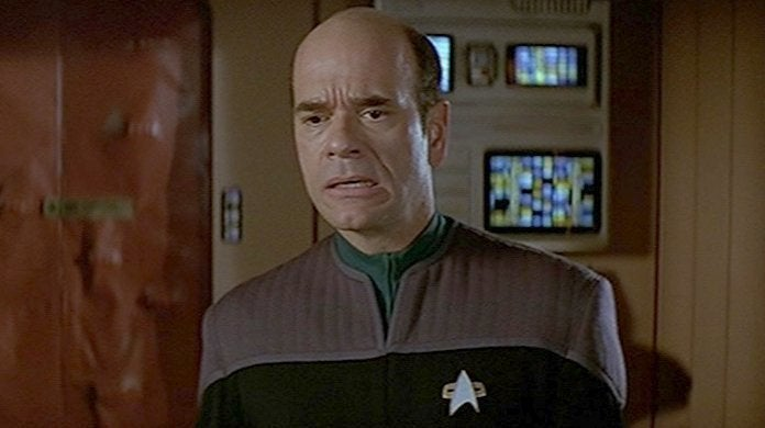 Star Trek Voyager the Doctor robert picardo cruise