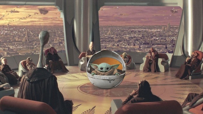 Star Wars Baby Yoda Anakin Skywalker Same Birthday Connection Theory