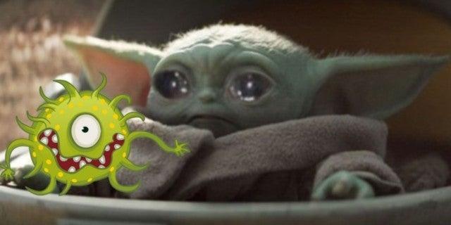 Star Wars Baby Yoda Toys Delayed Coronavirus