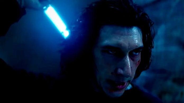 Star Wars Rise Skywalker Ben Solo Lightsaber Duel Rise Kylo Ren Connection