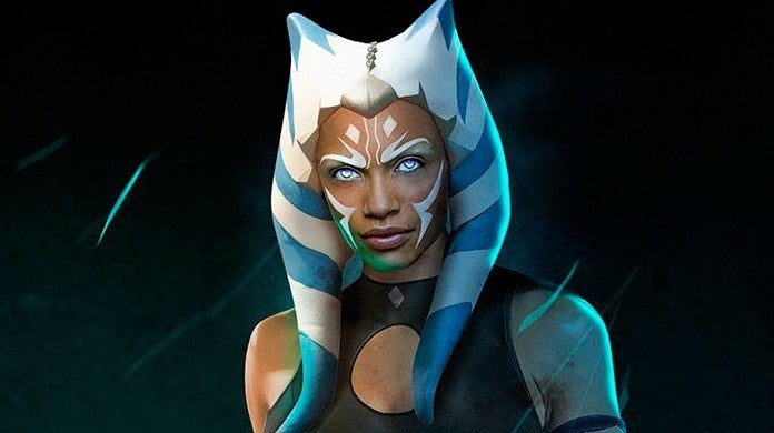 star wars the mandalorian season 2 ahsoka rosario dawson fan art bosslogic