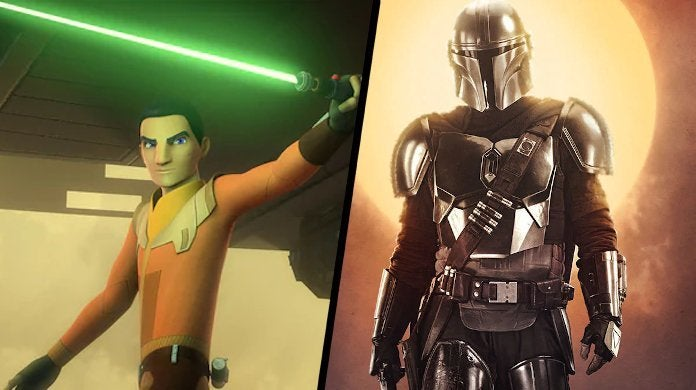 Star Wars The Mandalorian Season 2 Ezra Bridger
