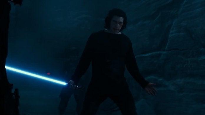 star wars the rise of skywalker ben solo final scene