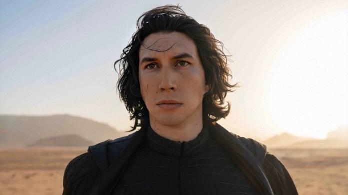 Star Wars We Love You Ben Solo Rey Kiss Fan Reaction
