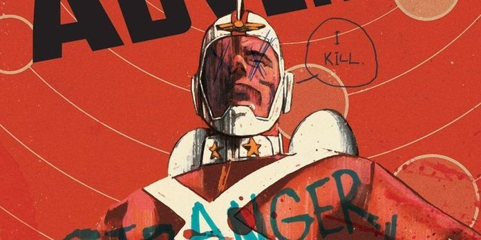 Strange Adventures #1 Review - Cover