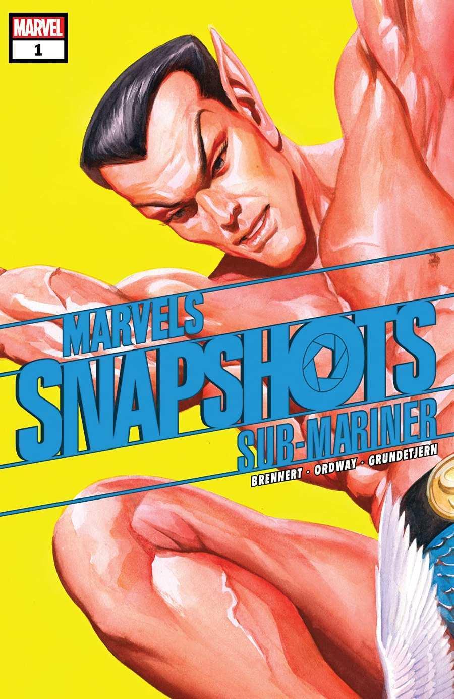 Sub-Mariner Marvels Snapshots