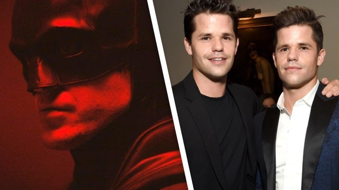 the batman max and charlie carver