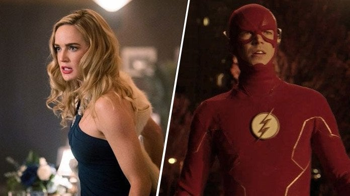 the flash legends of tomorrow schedule