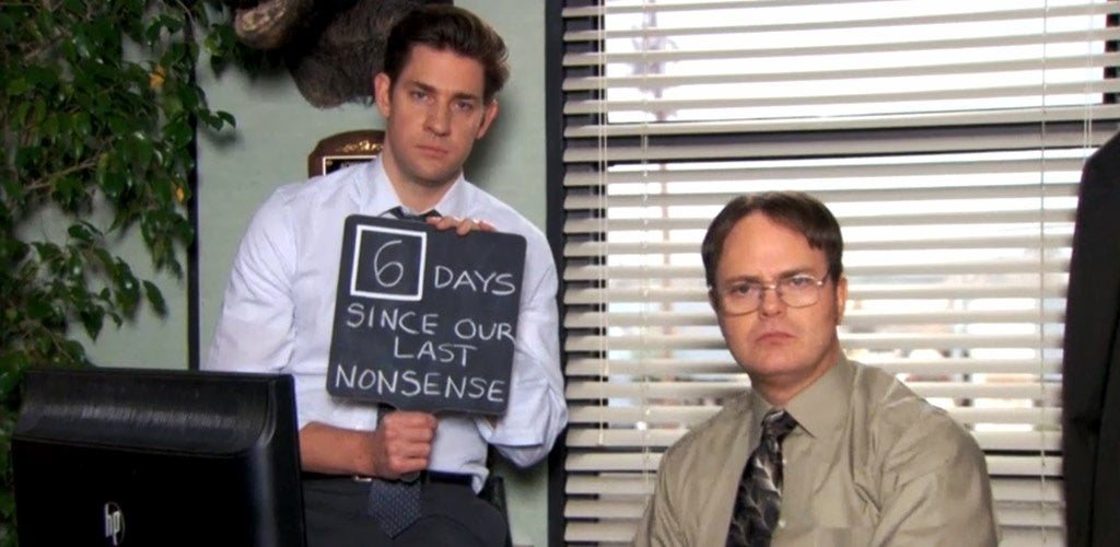 the office april fools day