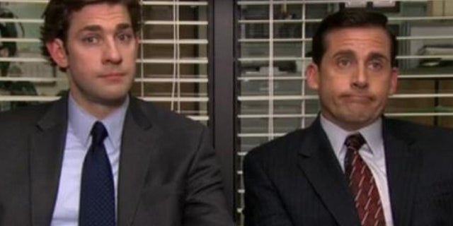 The Office Stars Give Us a Surprise Reunion With Steve Carell and John Krasinski