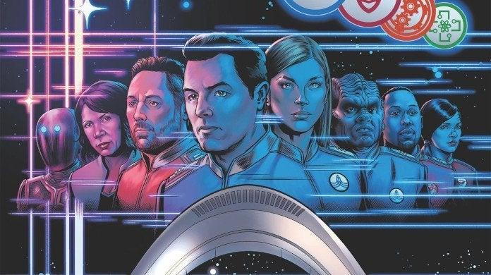 The Orville Season 25 Comics
