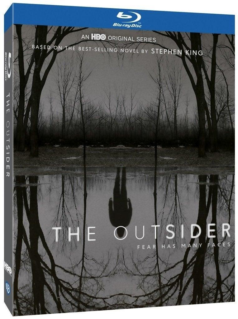 the outsider blu ray season 1 tv series stephen king