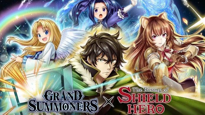 The Rising of the Shield Hero Grand Summoners