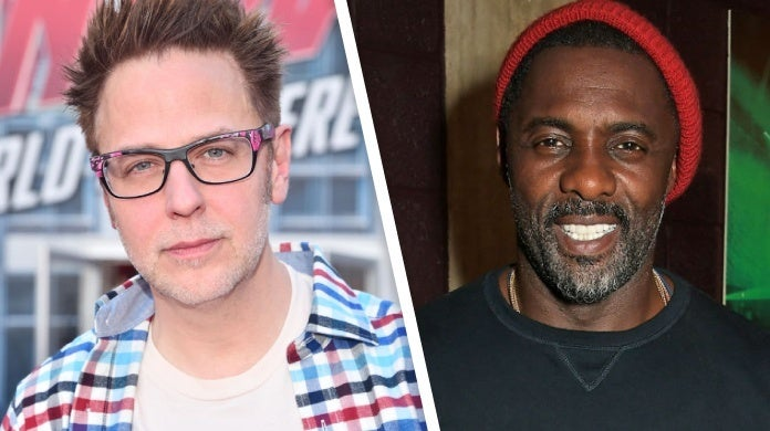 the suicide squad james gunn idris elba coronavirus