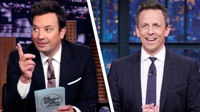 the tonight show late night
