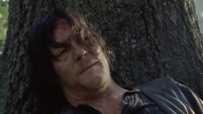 The Walking Dead 1010 Daryl Lydia