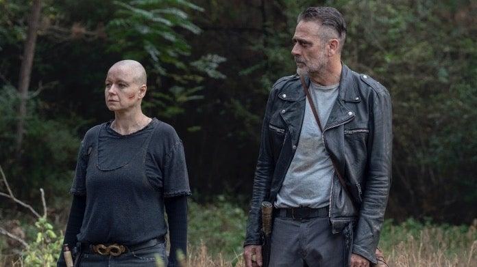 The Walking Dead 1012 Walk With Us Negan Alpha