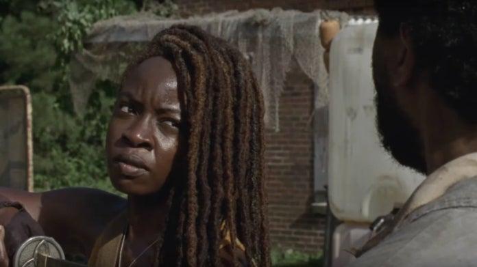 The Walking Dead 1013 Michonne Danai Gurira What We Become