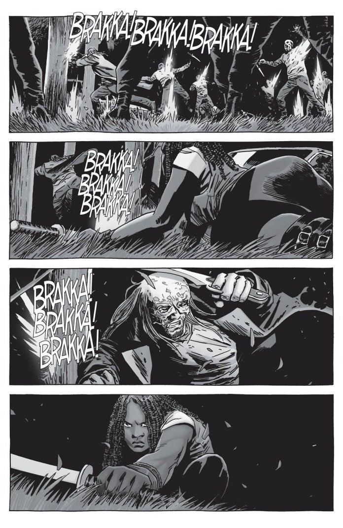 The Walking Dead 155