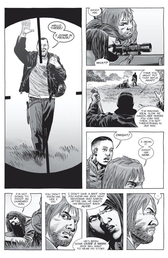 The Walking Dead 157