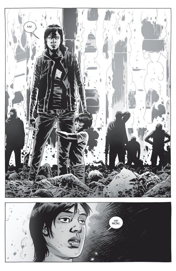 The Walking Dead 161 Whisperer War Maggie Rhee