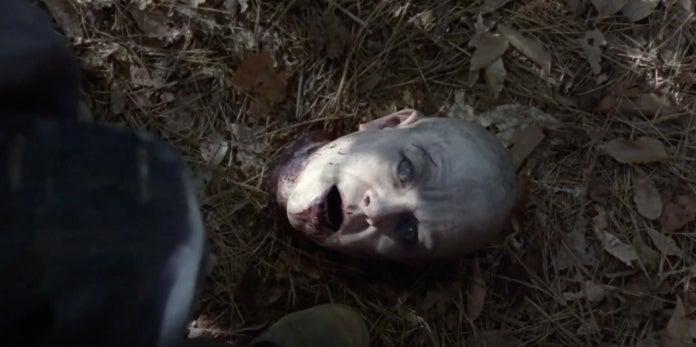 The Walking Dead Alpha death head 1012 Walk With Us