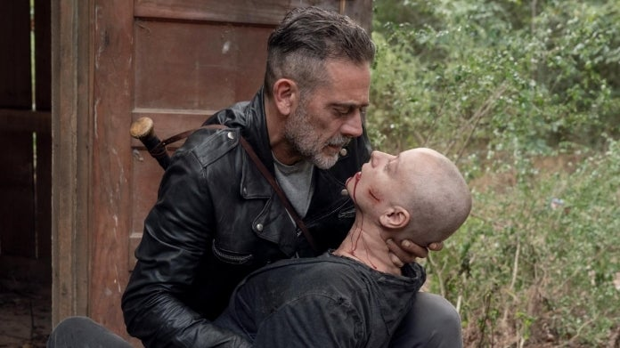 The Walking Dead Alpha dies Negan