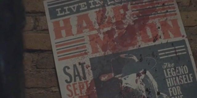 The Walking Dead Beta Half Moon Ryan Hurst