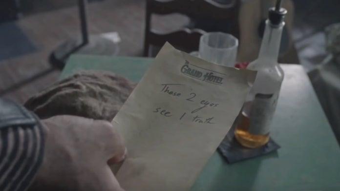 The Walking Dead Beta note Ryan Hurst
