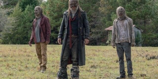 The Walking Dead Beta Rufus Whisperers