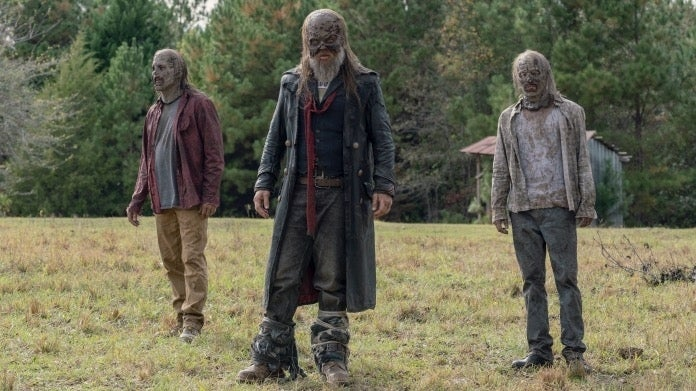 The Walking Dead Beta Rufus Whisperers