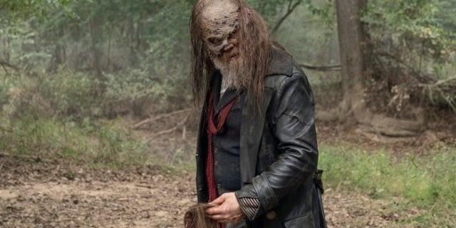 The Walking Dead Beta Ryan Hurst