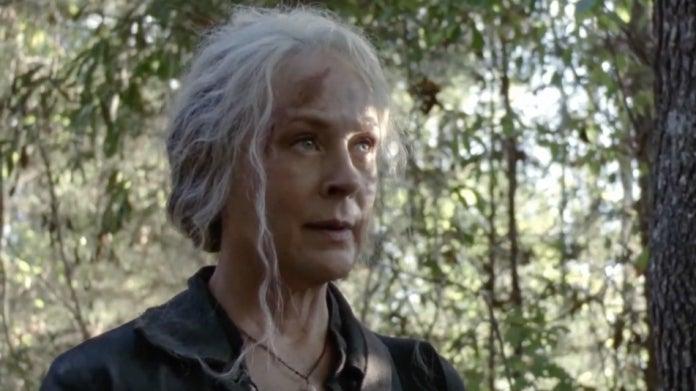 The Walking Dead Carol Alpha head 1012 Walk With Us