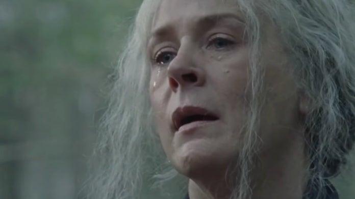 The Walking Dead Carol Season 10 Episode 12
