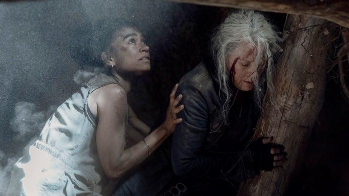 The Walking Dead Connie Carol