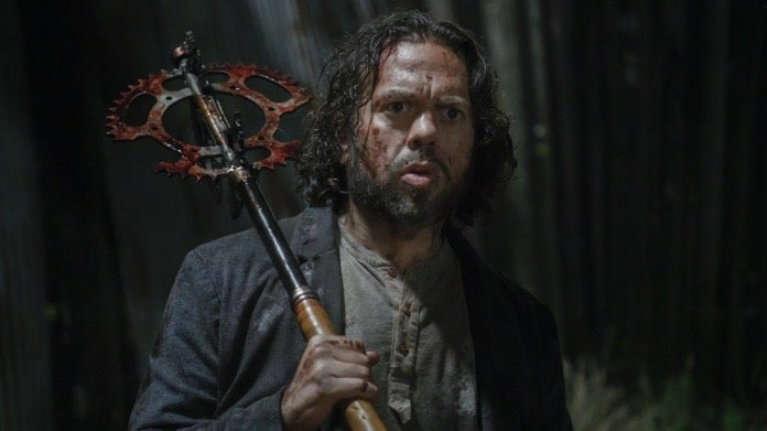 The Walking Dead Dan Fogler Luke