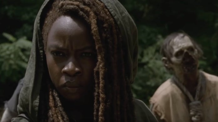 The Walking Dead Danai Gurira Michonne 1013