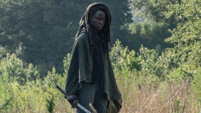 The Walking Dead Danai Gurira Michonne What We Become