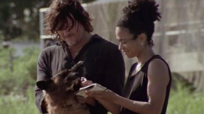 The Walking Dead Daryl Dog Connie