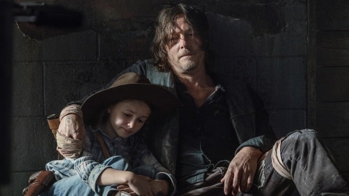 The Walking Dead Daryl Judith Grimes