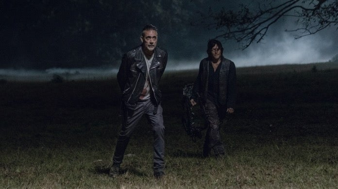 The Walking Dead Daryl Negan