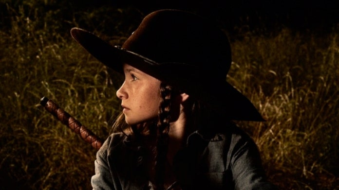 The Walking Dead Judith Grimes Cailey Fleming