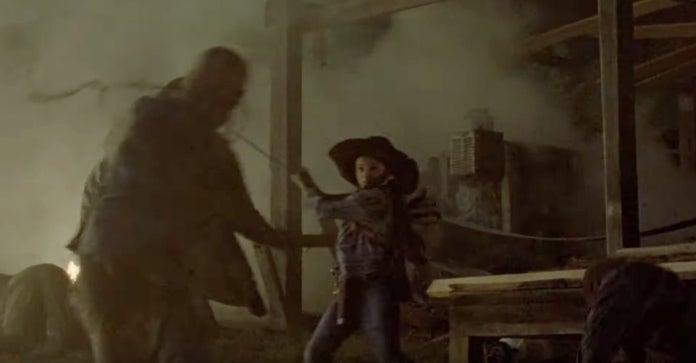 The Walking Dead Judith Grimes Morning Star